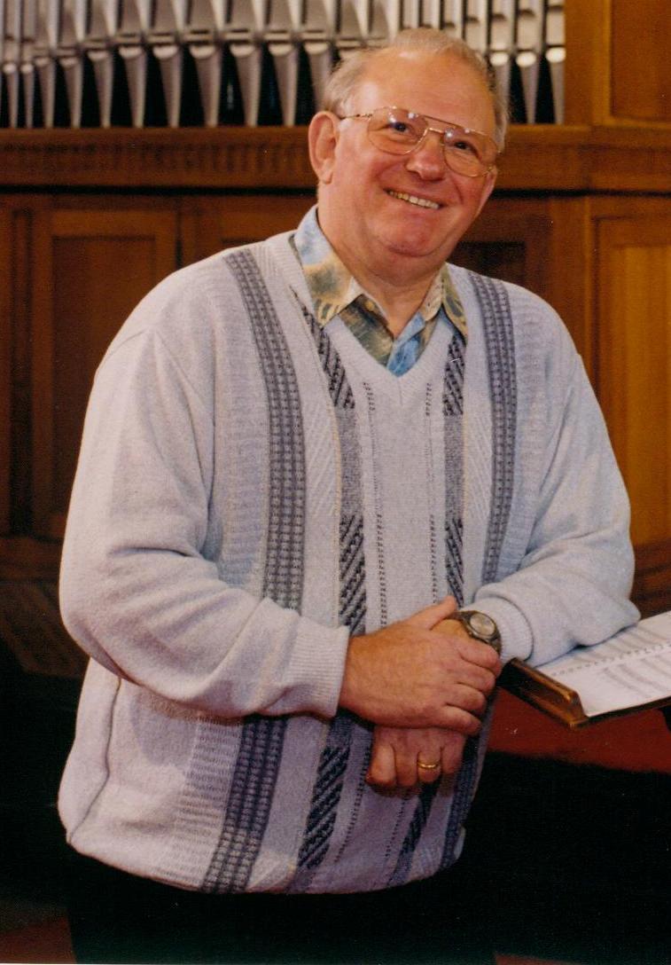 Henk van Doorn is 40 jaar dirigent